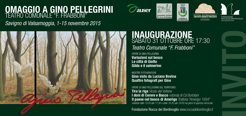 LOCANDINA Gino Pellegrini