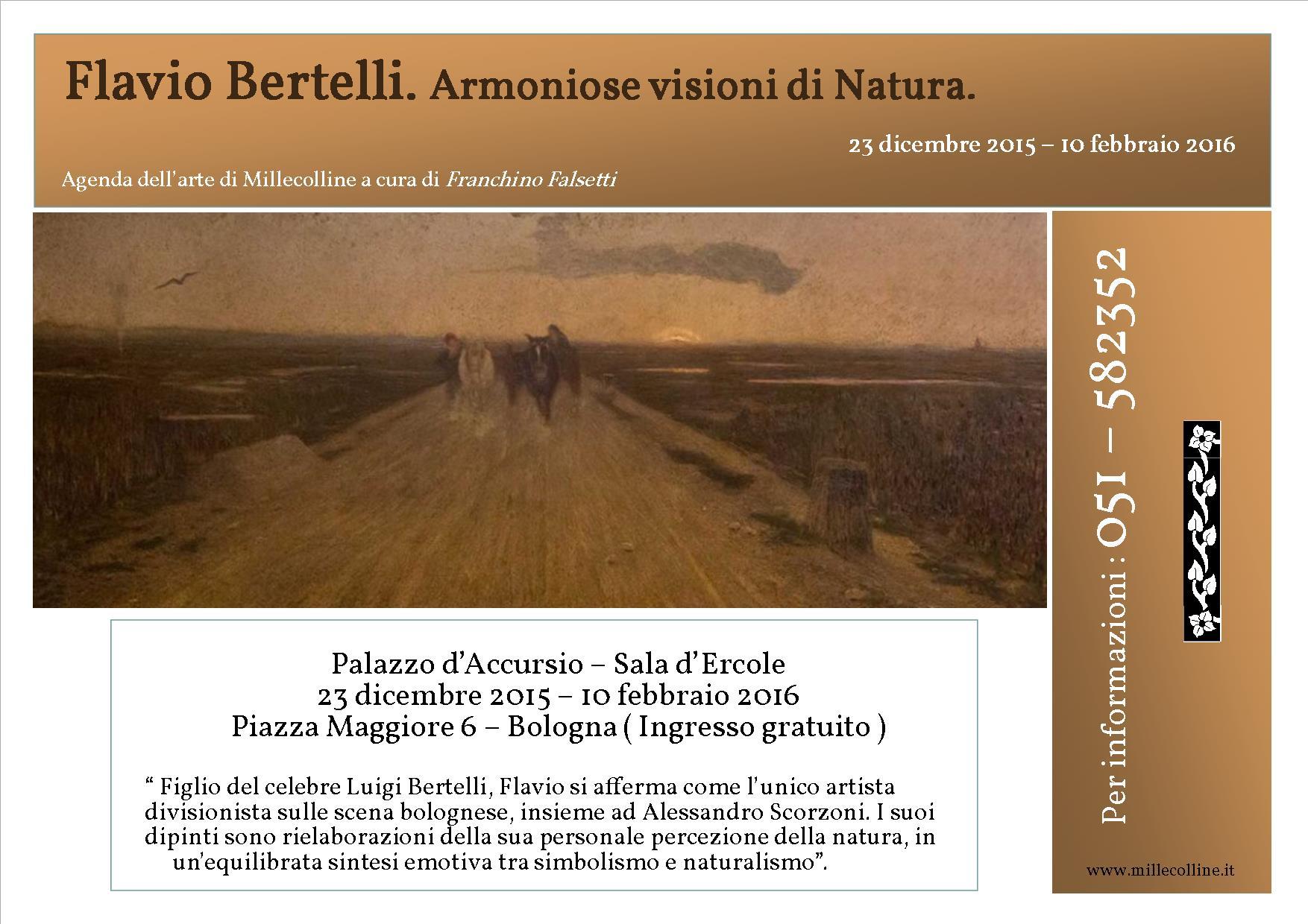 Agenda - Bertelli