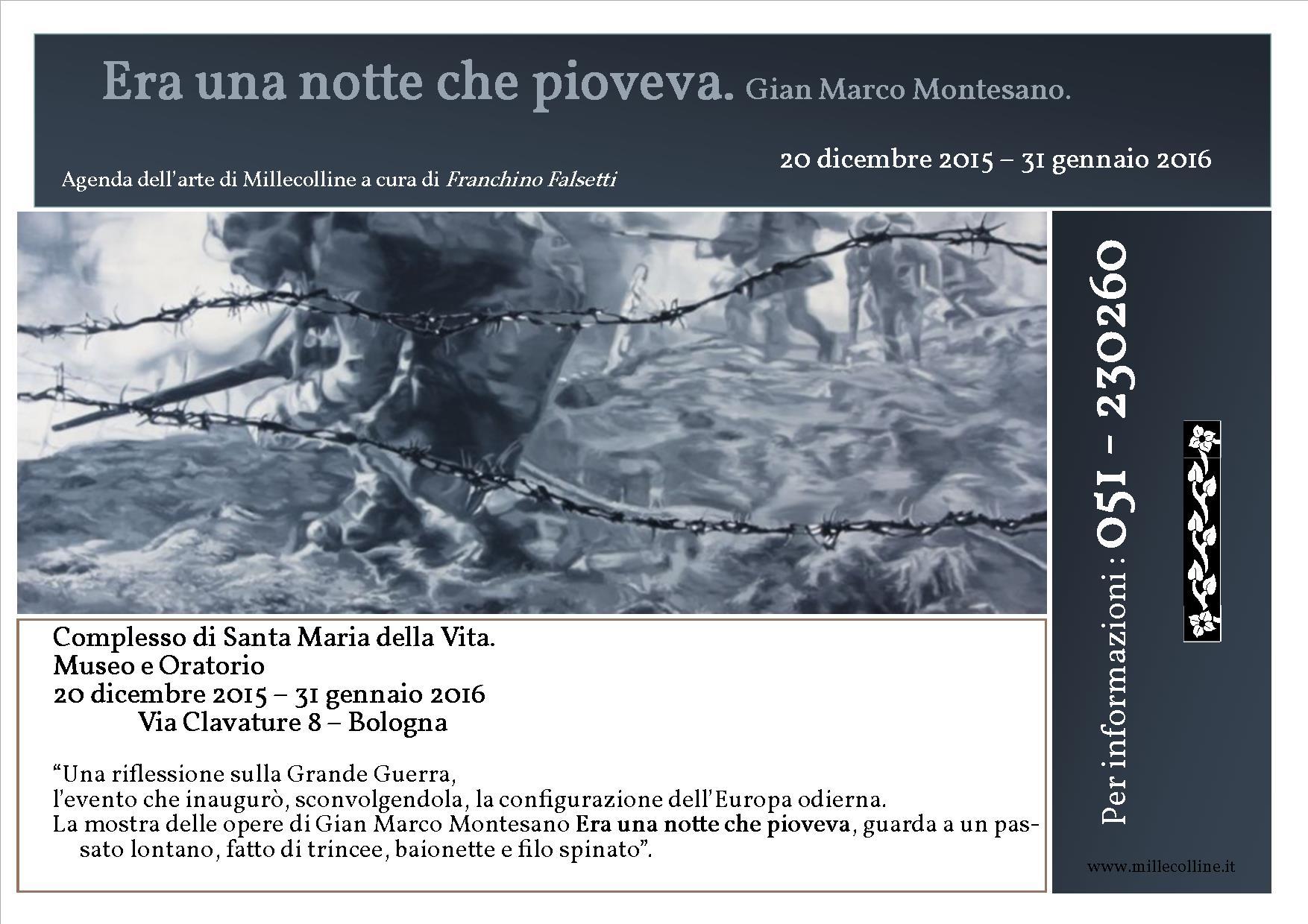 Agenda - Montesano