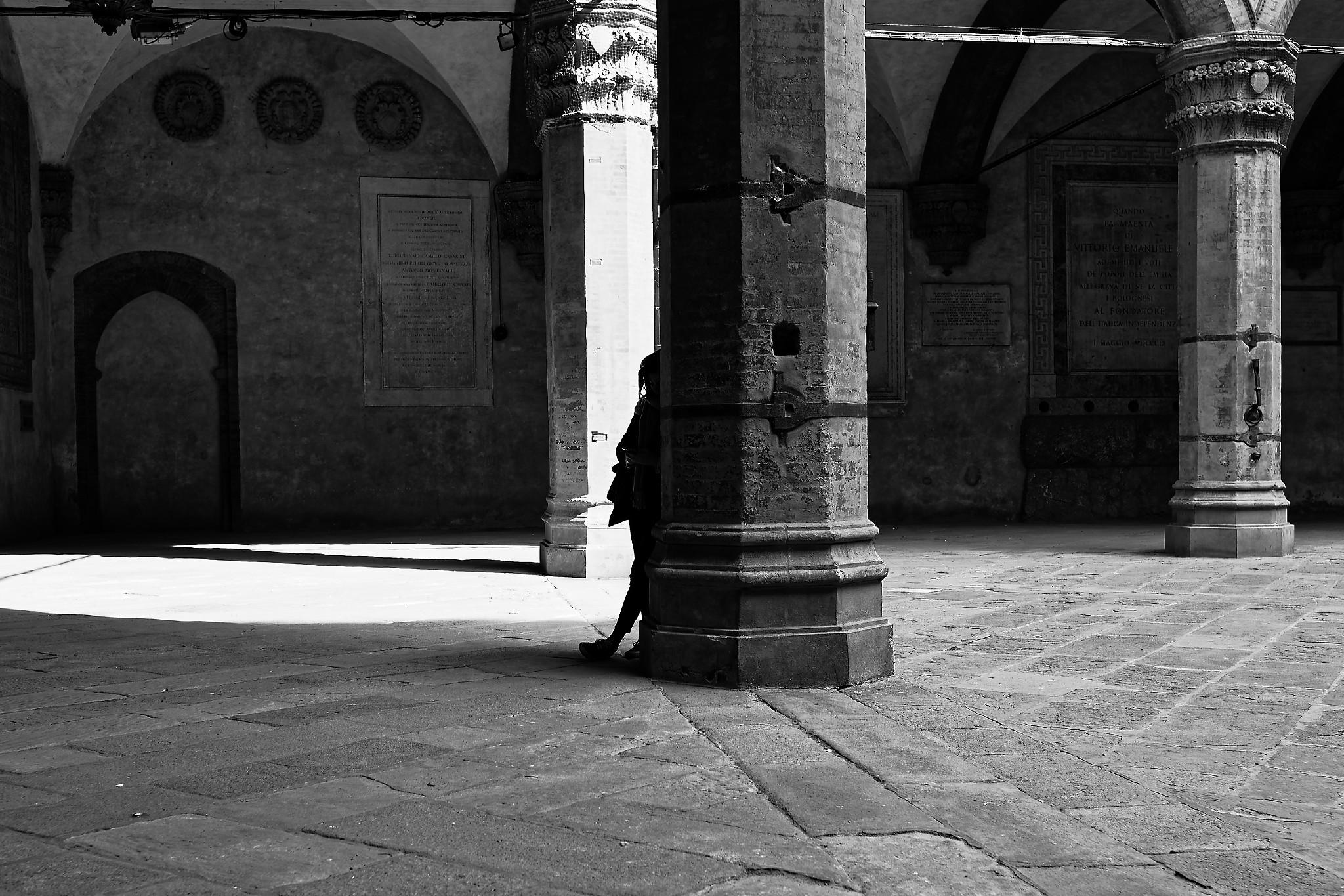 Interno del Palazzo Comunale. (Ph. Roberto Cerè. 2016)