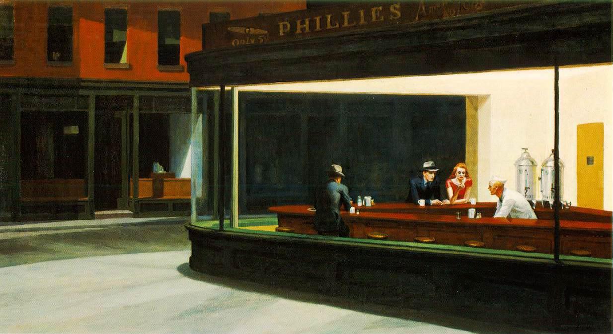 Hopper -Nighthawks