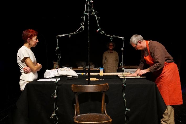 Tutto quello che so del grano, Teatro delle Ariette. (ph Stefano Vaja)