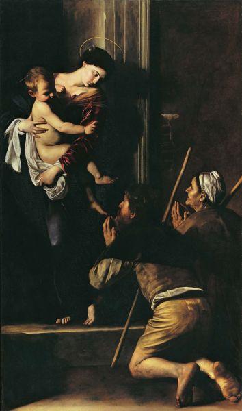 Madonna dei Pellegrini - Caravaggio