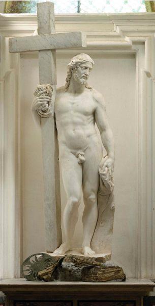 Cristo Bassano - Michelangelo
