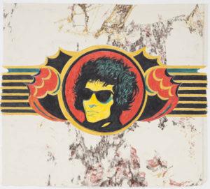 dylan-1967-archizoom-associati-matita-e-pastello-su-carta-applicata-su-cartoncino